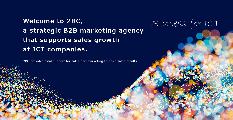 a B2B marketing agency
