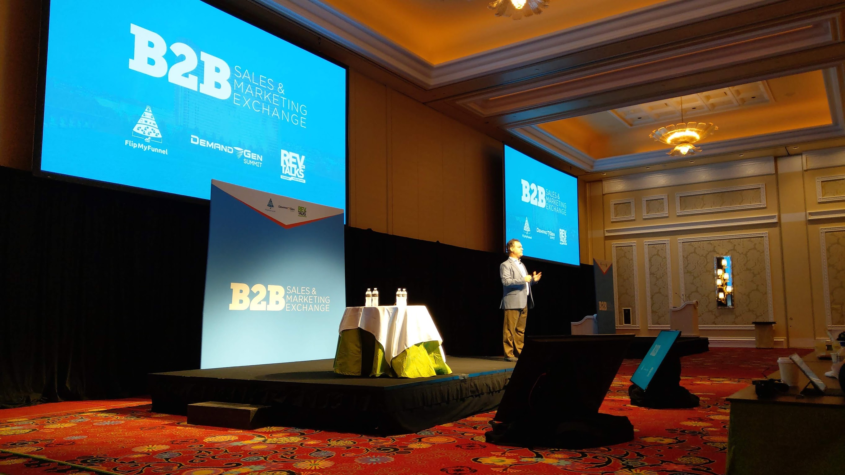 B2B Sales & Marketing Exchange (#B2BSMX2019) イベントレポート(重点速報)